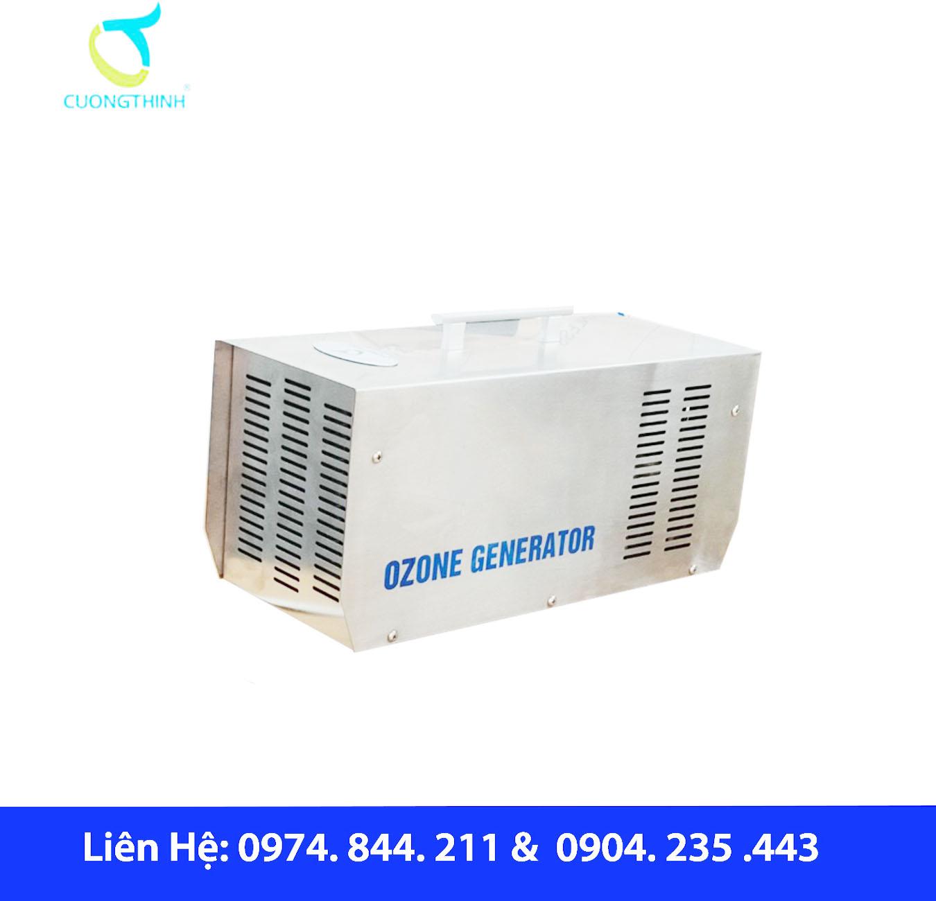 Máy khử mùi diệt khuẩn, virus đa năng Z3M - ozone, Thiết bị tạo khí ozone, Máy  ozone công nghiệp